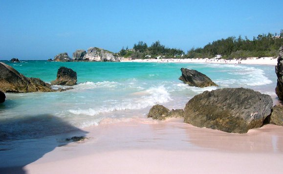 Tips-for-cheap-flights-to-exotic-Bermuda-best-travel-deals-2014-2015-Air-Canada-promotion